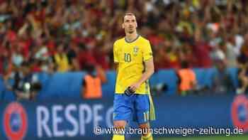 Schwedischer Fußballstar: Bericht: Ibrahimovic vor Comeback in der Nationalmannschaft