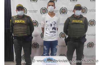 Capturan dos hombres con estupefacientes en El Banco y Pivijay - HOY DIARIO DEL MAGDALENA