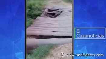 El Cazanoticias: mal estado de un puente en Pivijay, Magdalena - Noticias RCN