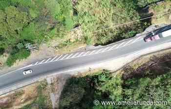Alertan por riesgo de colapso en ruta a San Ramón, tres sitios de la vía podrían derrumbarse - ameliarueda.com
