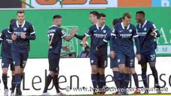 2. Liga: VfL Bochum siegt im Spitzenspiel und setzt sich etwas ab
