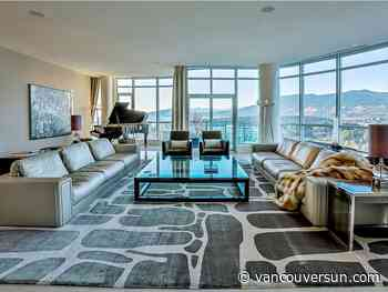 Sold (Bought): Coal Harbour penthouse wows with water, mountain views
