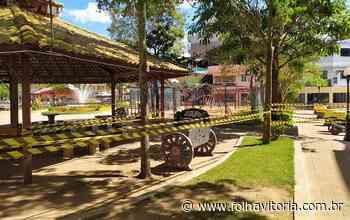 Mapa de Risco: Ibatiba é o único município em risco alto para covid-19 no ES - Folha Vitória