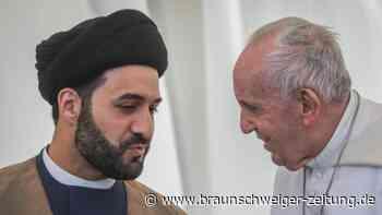 Papst Franziskus im Irak: Papst wirbt für Dialog zwischen Islam und Christentum