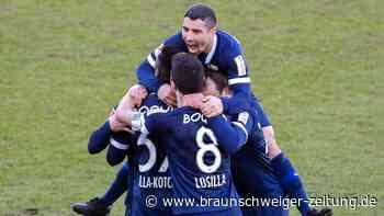 Aufstiegsansage: HSV-Rivale Bochum siegt in Fürth und setzt sich etwas ab