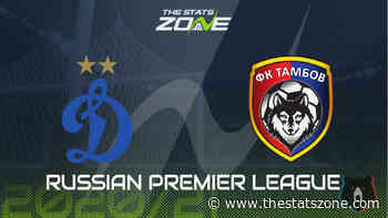 2020-21 Russian Premier League – Dinamo Moscow vs Tambov Preview & Prediction - The Stats Zone