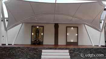 Intervienen atrio del Templo del Señor de la Salud en Jocotepec - UDG TV