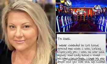 Sunshine Coast gambling addict mum Andrea Johnston spent $480,000 over four years at Caloundra RSL