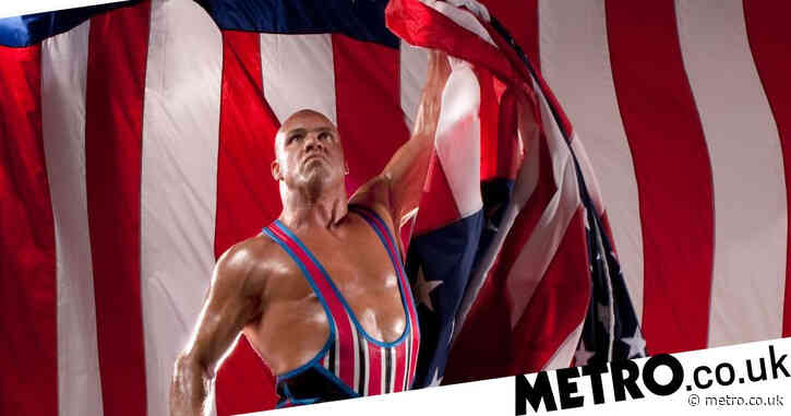 WWE legend Kurt Angle looks ripped and teases epic return in cryptic video before AEW Revolution