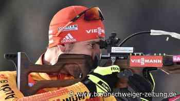 Biathlon-Weltcup: Peiffer Sprint-Dritter in Nove Mesto - Desthieux siegt