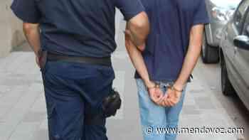 Un detenido con droga en Santa Rosa - Mendovoz