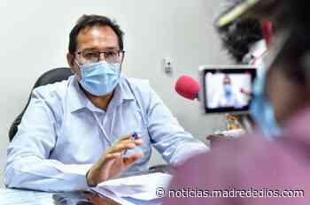 Aumenta el número de pacientes en UCI en el Hospital Santa Rosa de Puerto Maldonado - Radio Madre de Dios