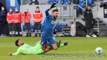 Der VfL verliert bei Hoffenheim