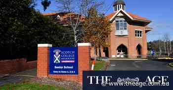 Family's concern and anger over Scotch College response to alleged rape