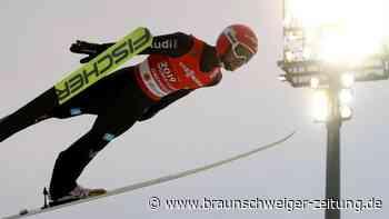 WM in Oberstdorf: Deutsche Skispringer gewinnen Goldmedaille im Teamwettbewerb