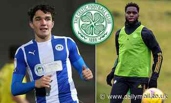 Celtic closing in on Wigan teenager Kyle Joseph to replace Odsonne Edouard in major summer rebuild