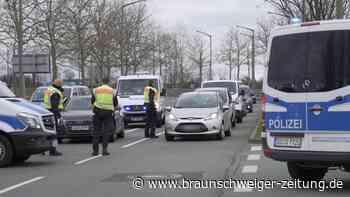 Querdenken-Demo in Leipzig kleiner als erwartet