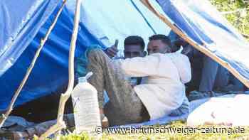 Flüchlinge: Teneriffa: Migranten fordern Reisegenehmigung aufs Festland