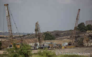 Gaza : Fin des travaux de la barrière souterraine anti-tunnels - The Times of Israël