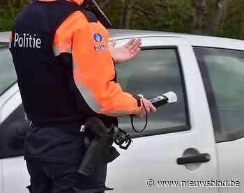 155 automobilisten geflitst in Haenhoutstraat