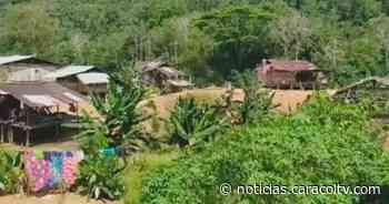 Comunidad miacora chimía en el Alto Baudó, entre la riqueza natural y la pobreza extrema - Noticias Caracol