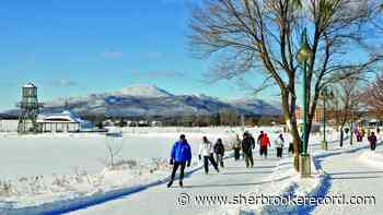 Downtown Magog: A popular site this winter - Sherbrooke Record