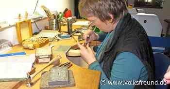 Eifel-Goldschmiede im kleinen Dorf Lutzerath besteht seit 1993 - Trierischer Volksfreund
