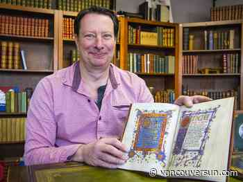 Third-generation book restorer quietly goes about making rare and antique volumes right again