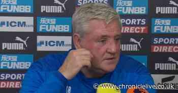 Newcastle United evening headlines as Steve Bruce addresses future