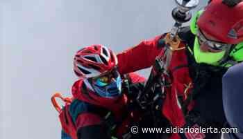 Rescatan a un esquiador en el canal de San Carlos - Alerta