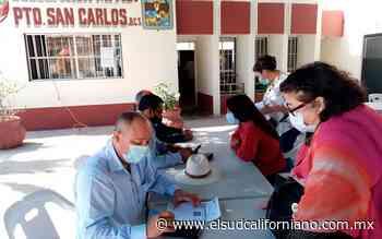 Todo un éxito resultó la Jornada de Atención Ciudadana en San Carlos - El Sudcaliforniano