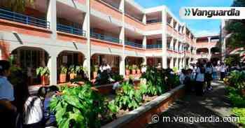 Colegio San Carlos recibirá inversión de $2.267 millones - Vanguardia