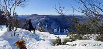 Outdoors with Ruthie: Join us as we explore Mount Pisgah, a small mountain on the shores of one of Vermont's most beautiful lakes. - St. Albans Messenger
