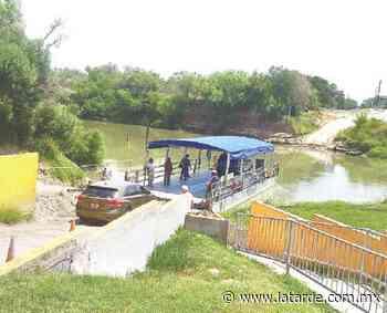 Reanudan paso en chalán - La Tarde