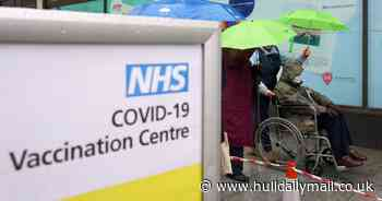 Coronavirus jab now available to people in England aged 56 to 59