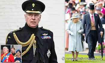 Aides now fear complaints about Prince Andrew's behaviour towards staff