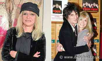 Jo Wood, 65, looks for husband No3 a decade after split from Ronnie