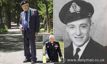 LORD ASHCROFT: Fighting fit at 103, the Capt Tom of Buenos Aires who left homeland to fly Spitfires