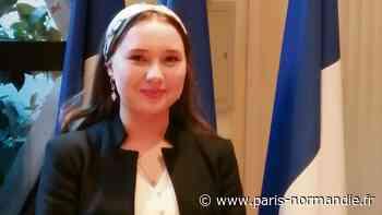 À Canteleu, Iman, 20 ans, arrivée en France en 2013, est lauréate de « Lumières des cités » - Paris-Normandie
