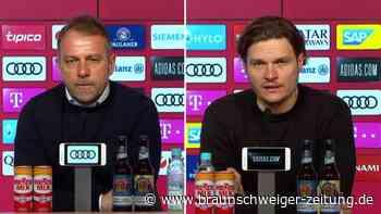 """Flick und das """"sensationelle Comeback"""" der Bayern"""