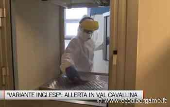 Variante inglese: allerta in Val Cavallina - Video Trescore Balneario - L'Eco di Bergamo