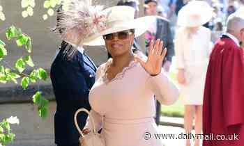 Sussexes 'were reeling at Palace's statement' stripping them of their titles when they saw Oprah