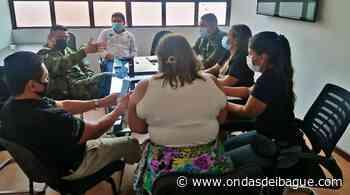 En Rioblanco se realizó consejo de seguridad - Ondas de Ibagué