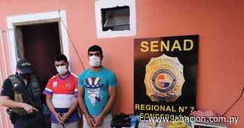 """Concepción: """"supermercado de crack"""" tenía 16 mil dosis - La Nación"""