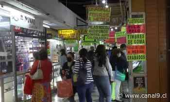 Nueva cuarentena en el Gran Concepción: Resignación en los pequeños comerciantes - Canal 9 Bío Bío Televisión