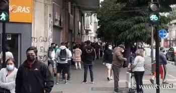 Filas y aglomeraciones en Concepción y Talcahuano a horas de una nueva cuarentena - TVU