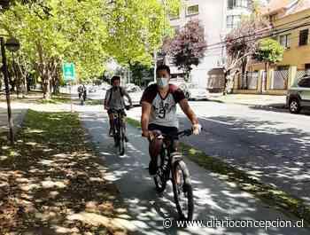 Uso de ciclovías en el Gran Concepción aumentó en un 16% tras la Covid-19 - Diario Concepción