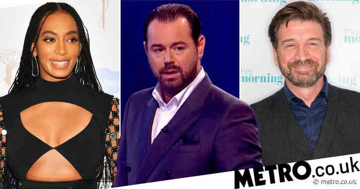 Contestant on Danny Dyer's The Wall mistakes Solange Knowles for Nick Knowles' brother leaving viewers in utter disbelief