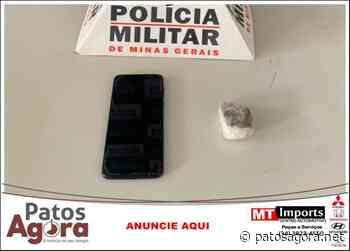 Polícia Militar identifica autor de roubo em Monte Carmelo e apreende menor infratora - Patos Agora