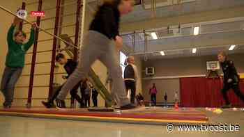 Basisschool Hollebeek in Temse werkt rond Wereld Obesitas Dag - TV Oost
